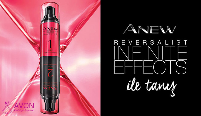 Avon Anew Reversalist Infinite Effects
