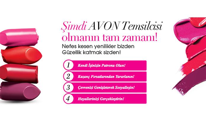 Avon Temsilcisi Olmak Hakkında Bilinmesi Gerekenler