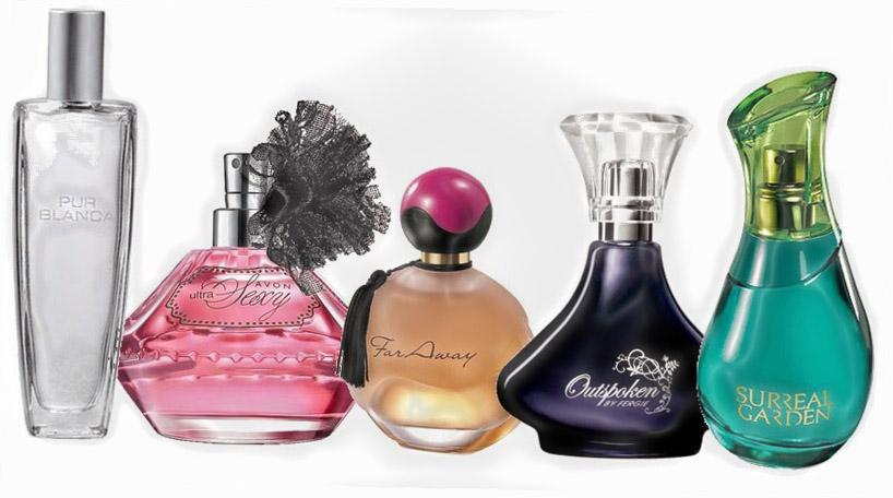 Parfüm Avon Parfümleri Parfümler Ve özellikleri