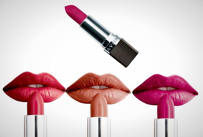 Avon Ultra Colour Ruj İle Kadifemsi Dudaklar