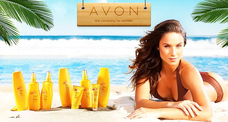 Avon Kayıt ile Avon Sun Serisi Ürünlerini Keşfet