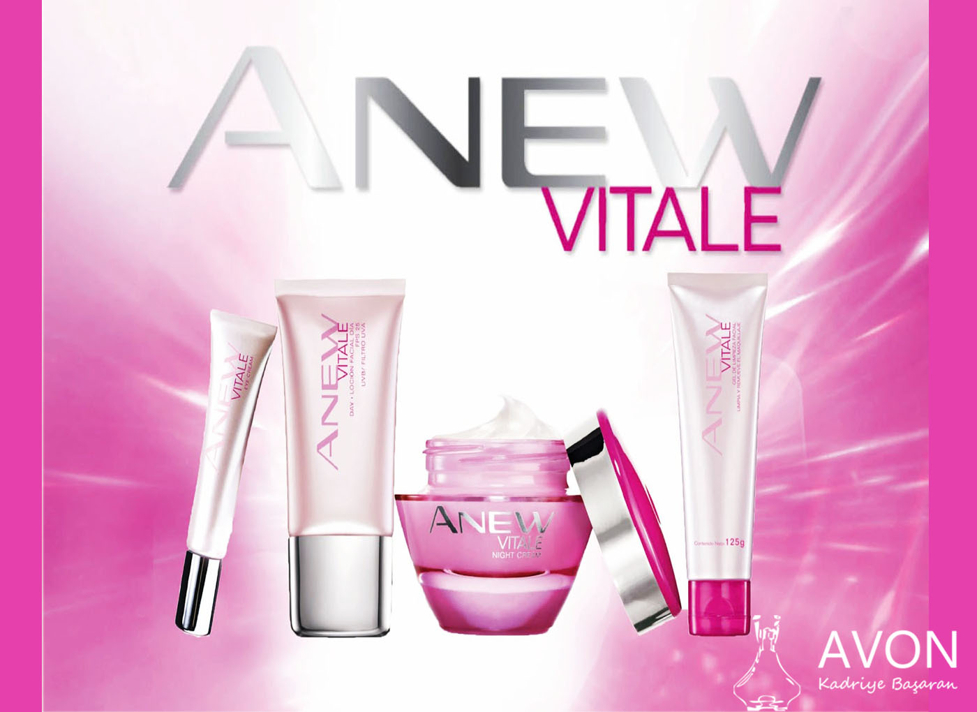 Avon Anew Vitale Serisi