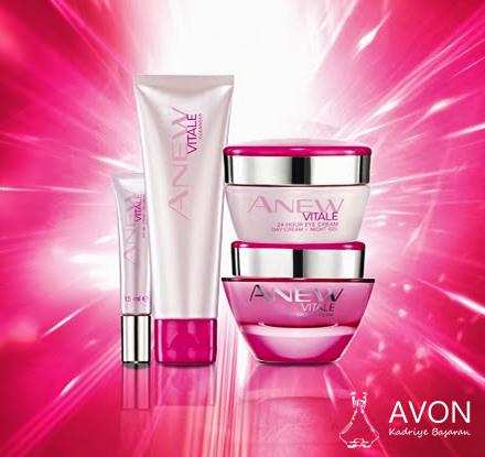 Avon Anew Vitale Serisi (3)