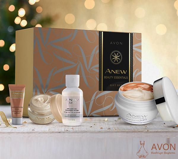 Avon Anew Clinical İkili Göz Çevresi Bakım Sistemi