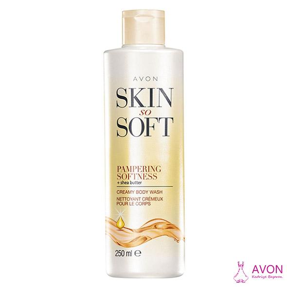 Avon Skin So Soft Vücut Yağı