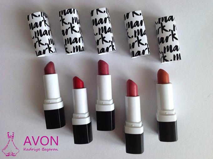 Avon Mark 3d Dolgunlaştırıcı Ruj Avon ürünleri Avon Kayıt
