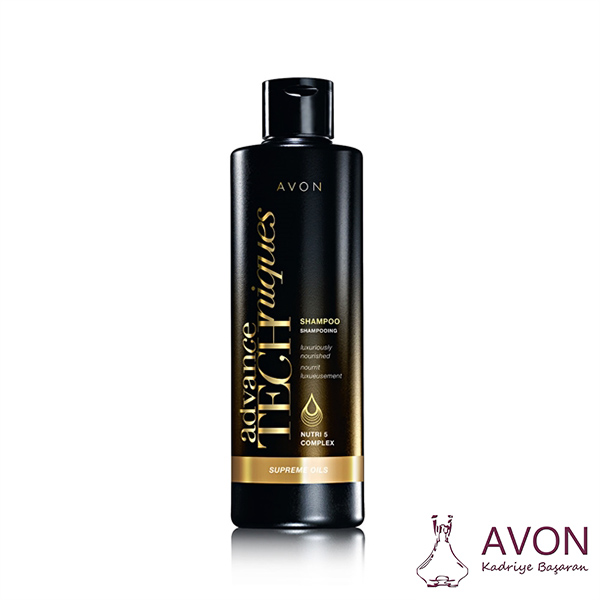Avon Advance Techniques Besleyici Şampuan
