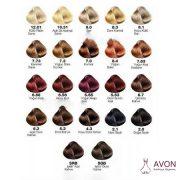 Avon Advance Techniques Kalıcı Krem Saç Boyası (2)