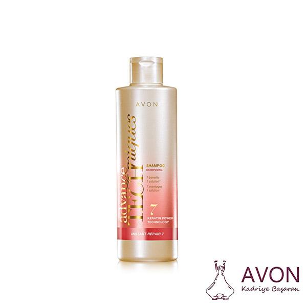 Avon Advance Techniques Keratin Power Teknolojisi İçeren Şampuan