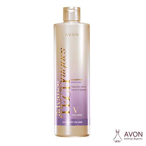 Avon Advance Techniques Kolajen İçeren Şampuan