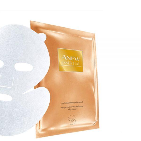 Avon Anew Cilt Görünümünü Gençleştiren Maske