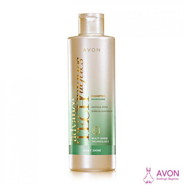 Avon Multi Shine Teknolojisi İçeren Şampuan