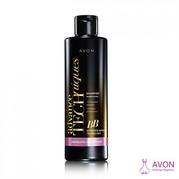 Avon Shield Teknolojisi İçeren Şampuan